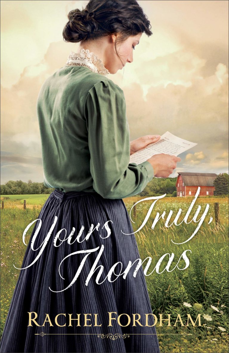 Rachel Beck Fordham's Yours Truly Thomas